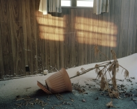 Remnants of Picher residents lie frozen in time in the abandoned homes still left standing after the federal government